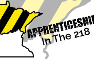 Apprenticeships in the 218