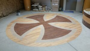Creation of Benedictine Floor 2